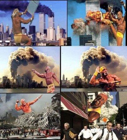 Hulkamania hits NYC